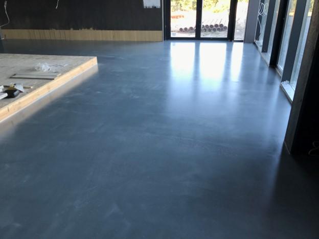 poliruotas betonas
